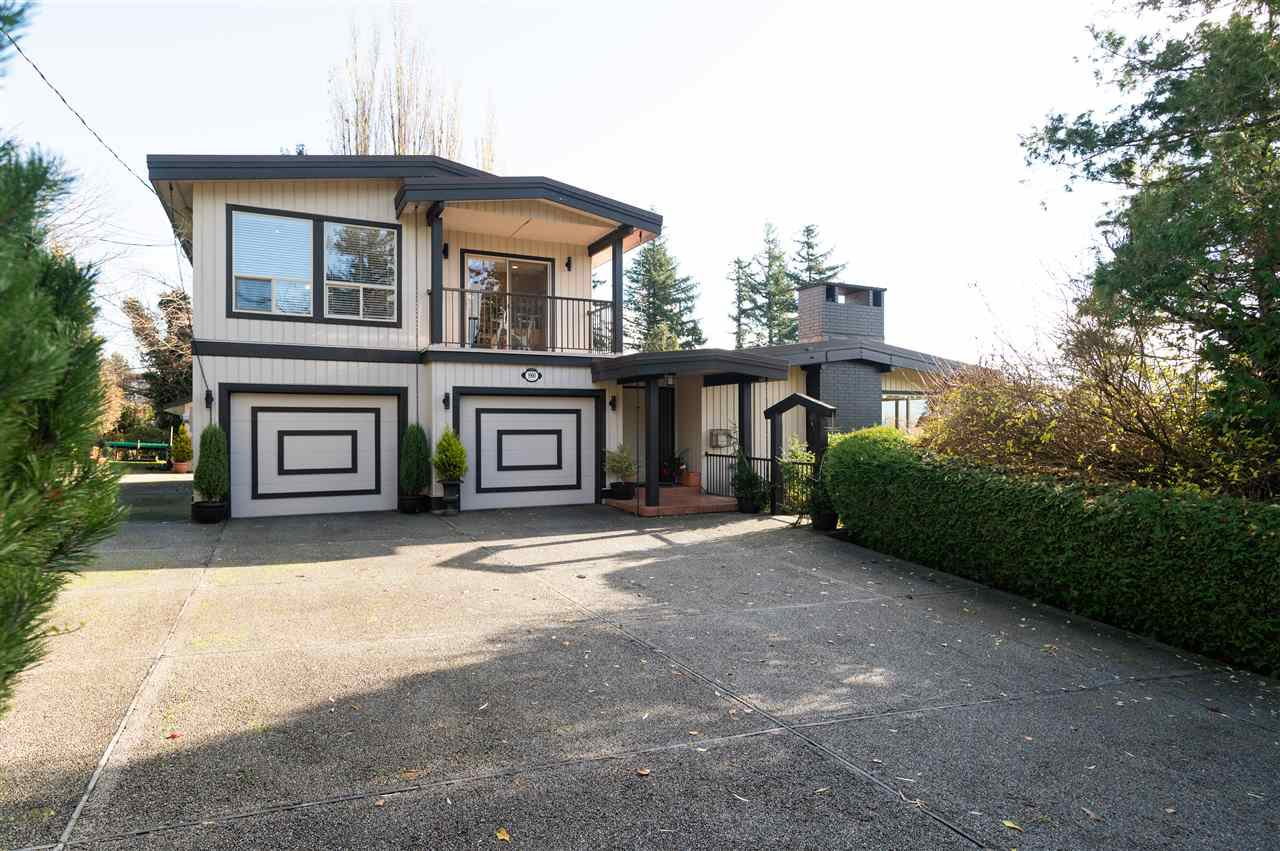 """Main Photo: 1900 EVERETT Road in Abbotsford: Abbotsford East House for sale in """"Everett Estates"""" : MLS®# R2521565"""