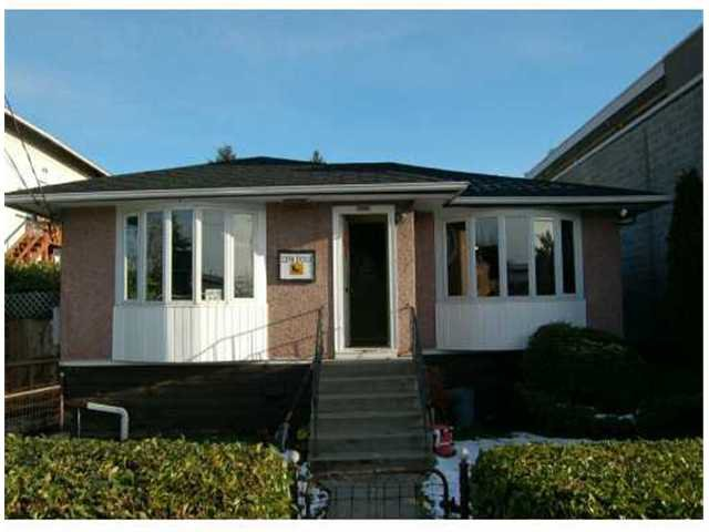 Main Photo: 7520 6TH Street in Burnaby: East Burnaby House for sale (Burnaby East)  : MLS®# V838572