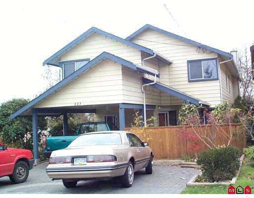 "Main Photo: 883 STEVENS ST: White Rock House for sale in ""EAST BEACH"" (South Surrey White Rock)  : MLS®# F2525684"