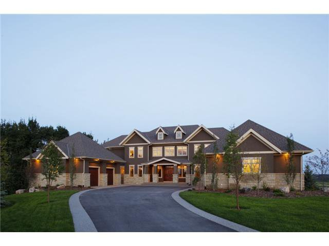 Main Photo: 20 Grandview Rise in CALGARY: Rural Rocky View MD Residential Detached Single Family for sale : MLS®# C3456497