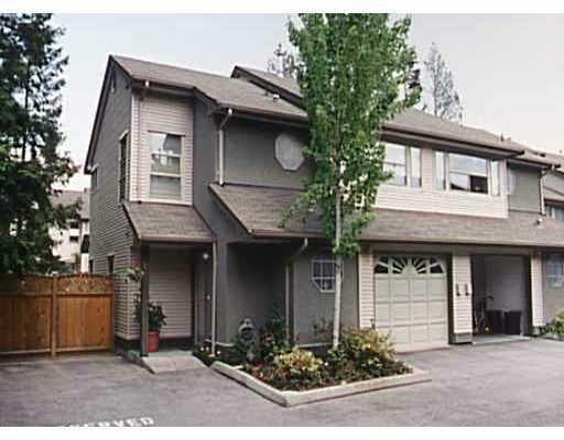 "Main Photo: 29 20841 DEWDNEY TRUNK RD in Maple Ridge: Northwest Maple Ridge Townhouse for sale in ""KICHLER STATION"" : MLS®# V581152"