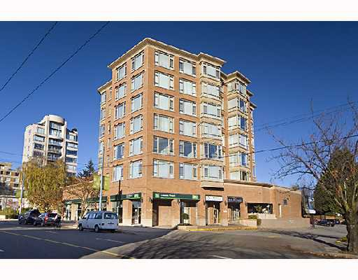 "Main Photo: 504 2580 TOLMIE Street in Vancouver: Point Grey Condo for sale in ""POINT GREY PLACE"" (Vancouver West)  : MLS®# V743763"