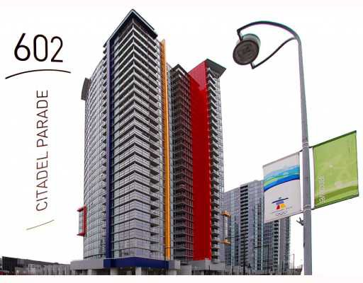 "Main Photo: 1108 602 CITADEL PARADE BB in Vancouver: Downtown VW Condo for sale in ""SPECTRUM4"" (Vancouver West)  : MLS®# V754409"