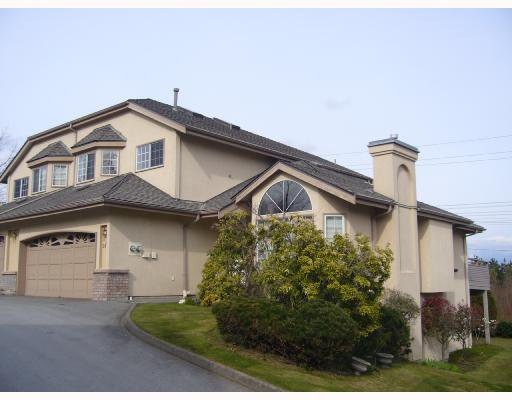 """Main Photo: 2628 CRAWLEY Avenue in Coquitlam: Coquitlam East Townhouse for sale in """"SOUTHVIEW ESTATES"""" : MLS®# V767105"""