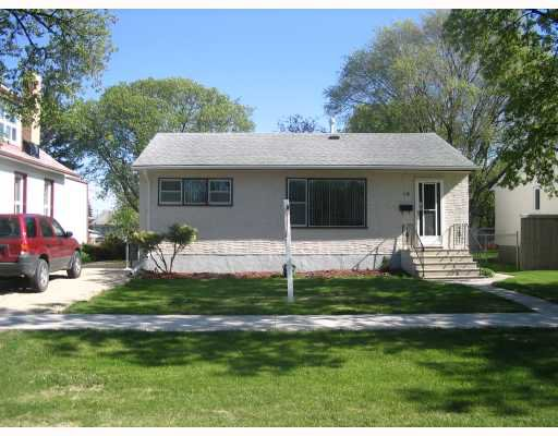 Main Photo: 16 FREDERICK Avenue in WINNIPEG: St Vital Residential for sale (South East Winnipeg)  : MLS®# 2909358