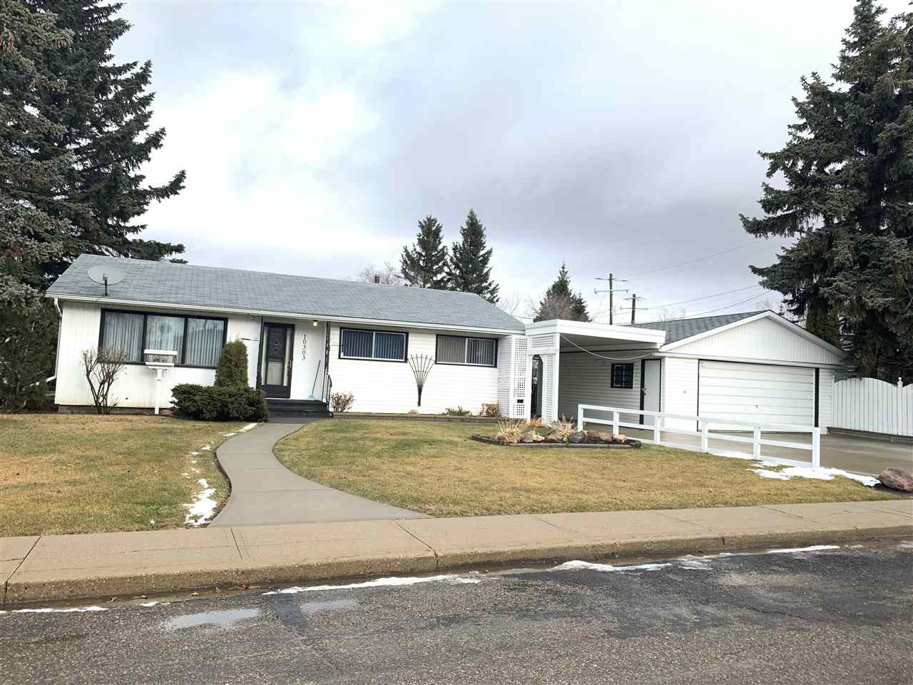 Main Photo: : Westlock House for sale : MLS®# E4179441