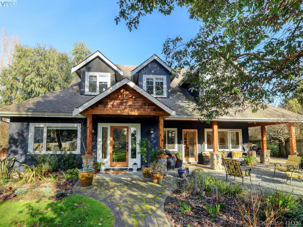Main Photo: 750 Wain Road in NORTH SAANICH: NS Deep Cove Single Family Detached for sale (North Saanich)  : MLS®# 421136