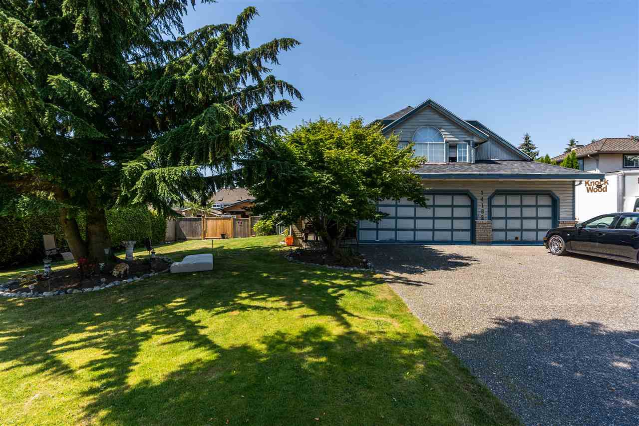 Main Photo: 14182 83 Avenue in Surrey: Bear Creek Green Timbers House for sale : MLS®# R2482599