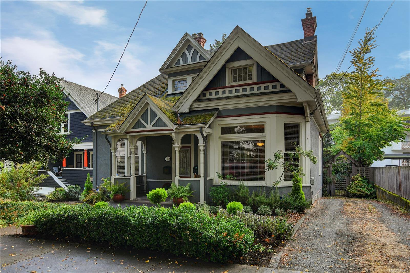 Wonderful character home with gorgeous street appeal!