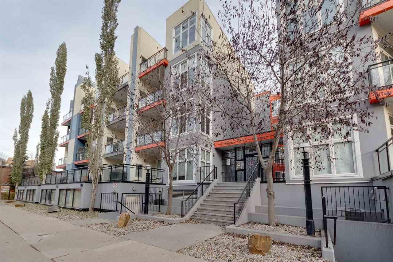 Main Photo: 215 10147 112 Street in Edmonton: Zone 12 Condo for sale : MLS®# E4220449