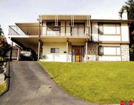 Main Photo: 8292 NECHAKO DR in Delta: Nordel House for sale (N. Delta)  : MLS®# F2608891