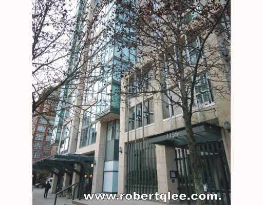 "Main Photo: 1502 1155 HOMER Street in Vancouver: Downtown VW Condo for sale in ""CITY CREST"" (Vancouver West)  : MLS®# V751717"