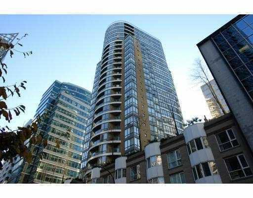"Main Photo: 1201 1166 MELVILLE Street in Vancouver: Coal Harbour Condo for sale in ""ORCA PLACE"" (Vancouver West)  : MLS®# V778052"
