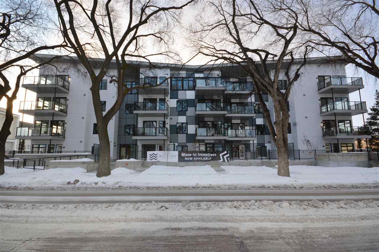 Main Photo: 111 10837 83 Avenue in Edmonton: Zone 15 Condo for sale : MLS®# E4186862