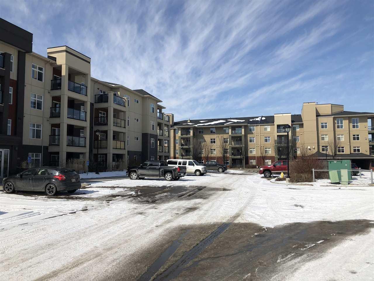 Main Photo: 349 7805 71 Street in Edmonton: Zone 17 Condo for sale : MLS®# E4193875