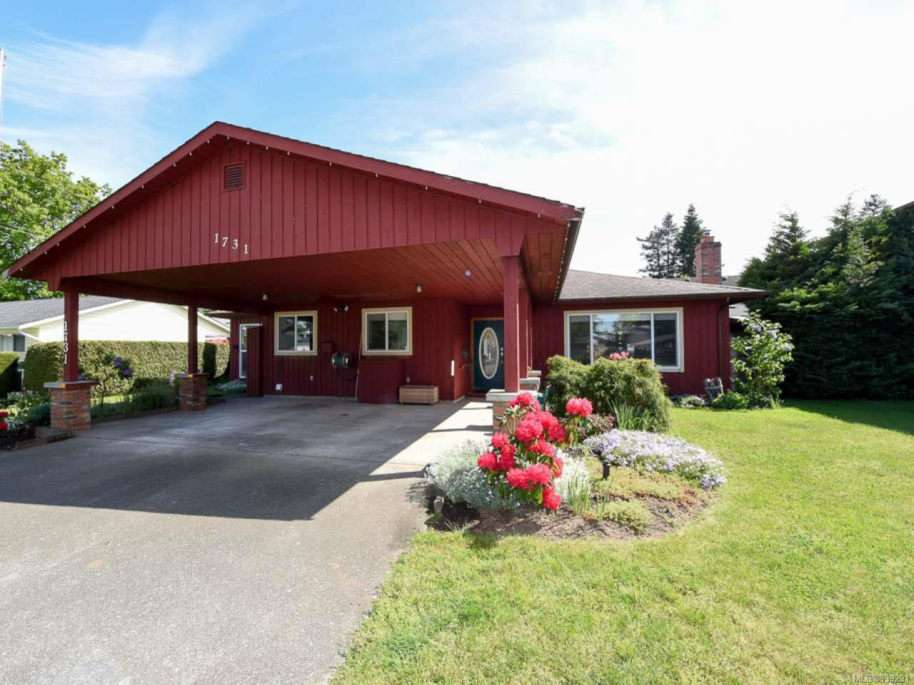 Main Photo: 1731 Tofino Pl in COMOX: CV Comox (Town of) House for sale (Comox Valley)  : MLS®# 839291