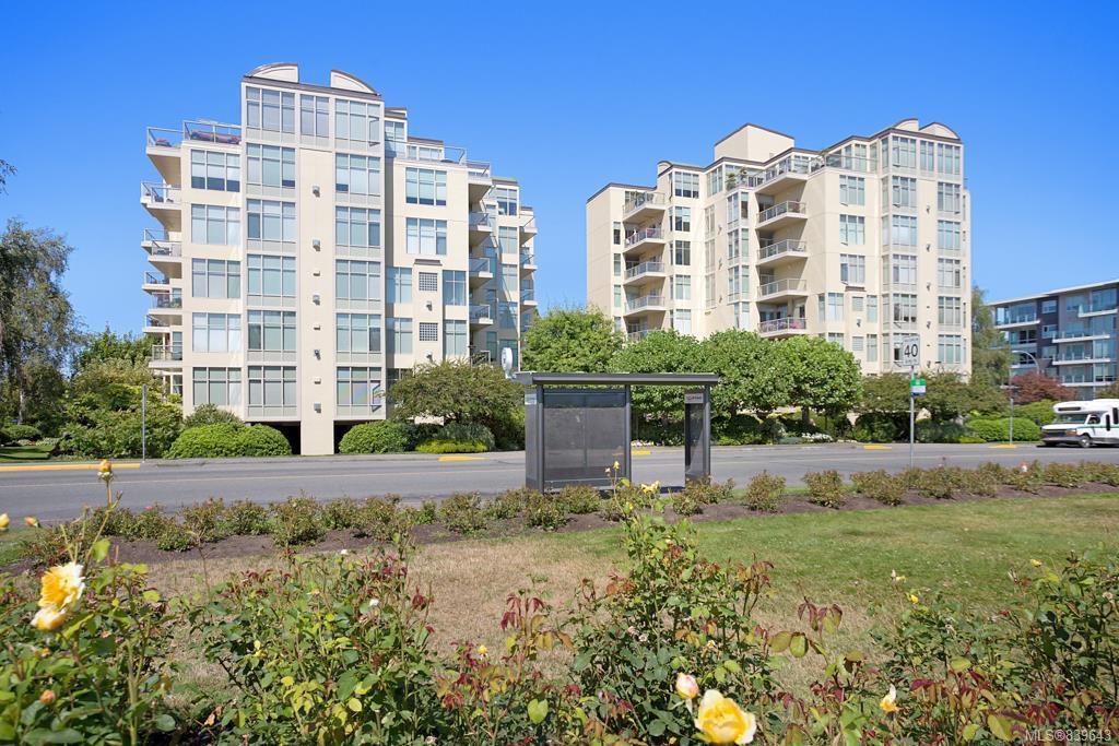 Main Photo: 480 188 Douglas St in Victoria: Vi James Bay Condo Apartment for sale : MLS®# 839643