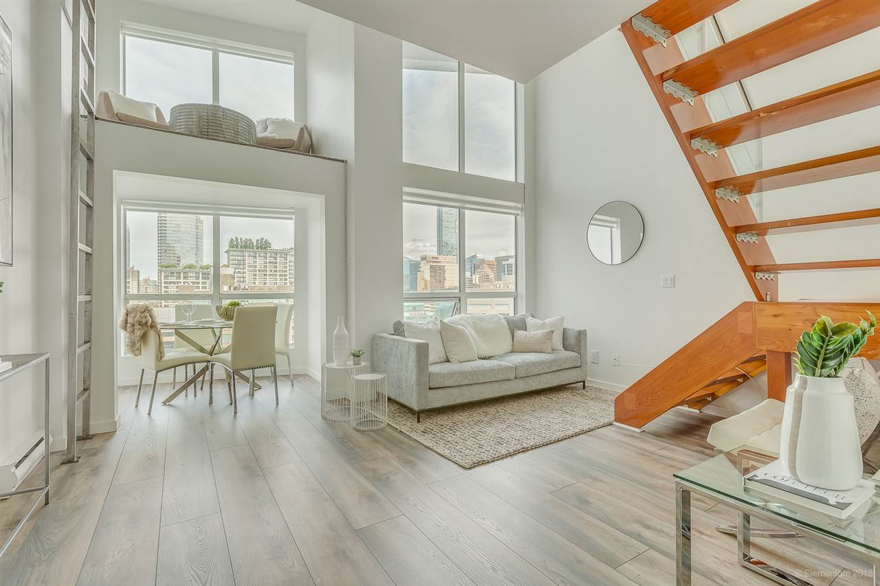 """Main Photo: 1002 933 SEYMOUR Street in Vancouver: Downtown VW Condo for sale in """"The Spot"""" (Vancouver West)  : MLS®# R2489308"""