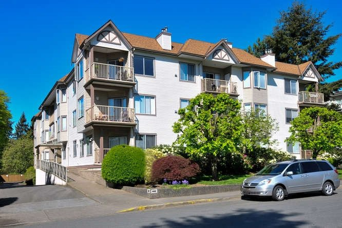 Main Photo: 307 5489 201 STREET in Langley: Langley City Home for sale ()  : MLS®# R2060049