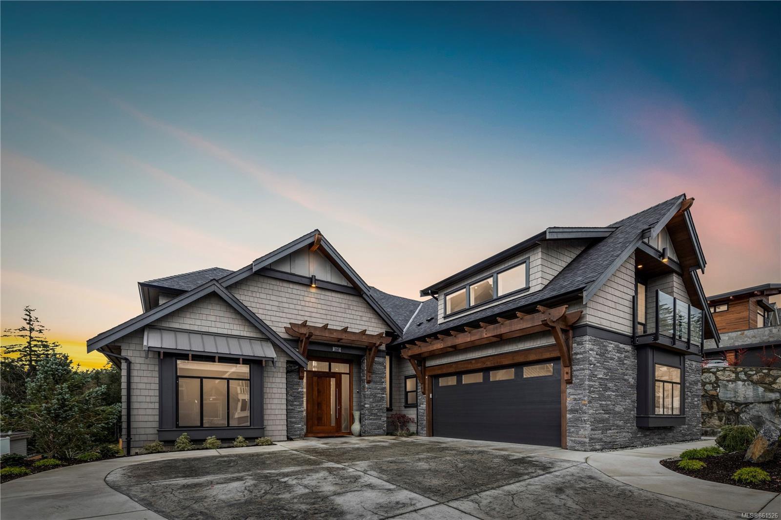 Main Photo: 1457 Pebble Pl in : La Bear Mountain House for sale (Langford)  : MLS®# 861526