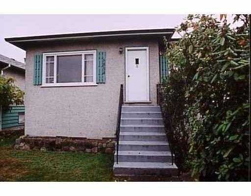 Main Photo: 6854 KNIGHT Street in Vancouver: Knight House for sale (Vancouver East)  : MLS®# V807389