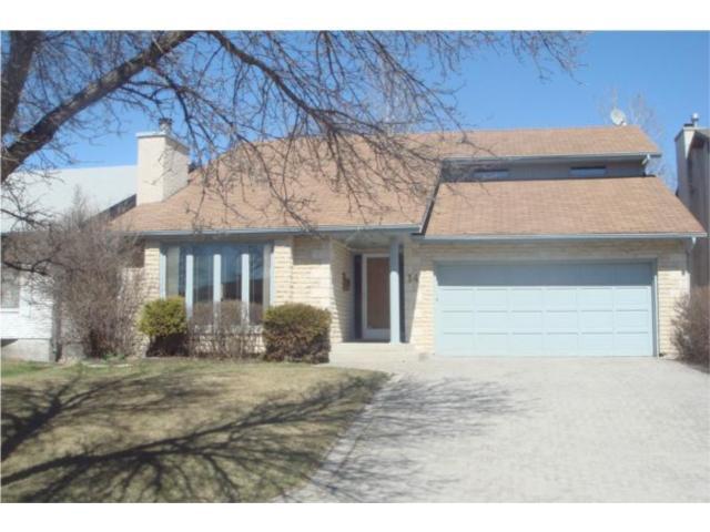 Main Photo: 14 Matlock Crescent in WINNIPEG: Charleswood Residential for sale (South Winnipeg)  : MLS®# 1006678