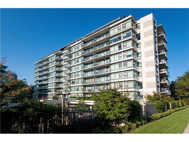 "Main Photo: 605 2851 HEATHER Street in Vancouver: Fairview VW Condo for sale in ""TAPESTRY"" (Vancouver West)  : MLS®# V854488"