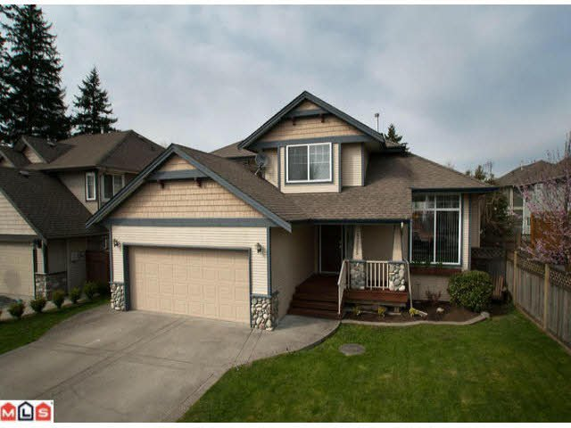Main Photo: 27225 26B AVENUE in : Aldergrove Langley House for sale : MLS®# F1218691