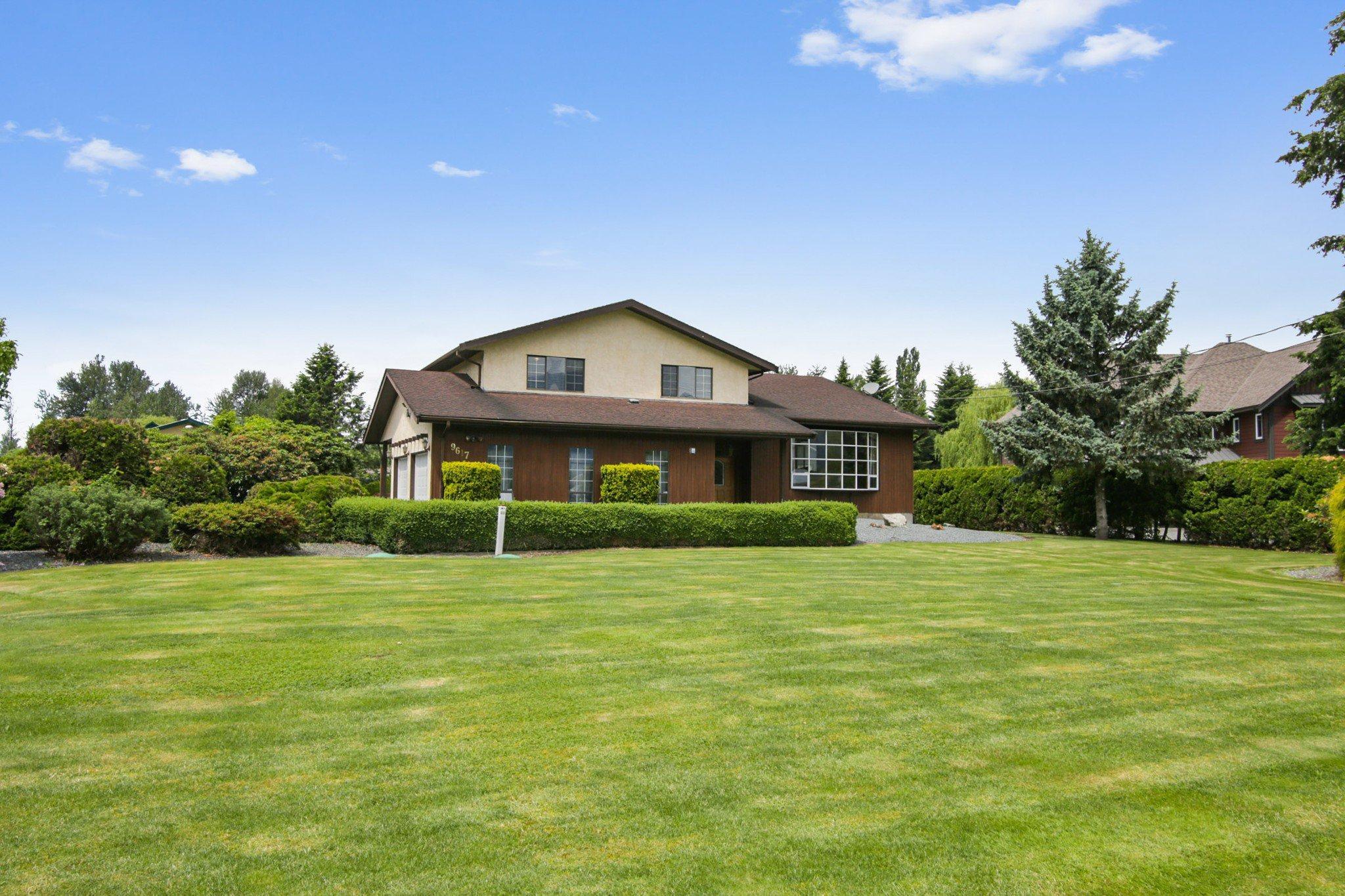 """Main Photo: 9617 MCGRATH Road in Rosedale: Rosedale Popkum House for sale in """"Rosedale"""" : MLS®# R2461140"""