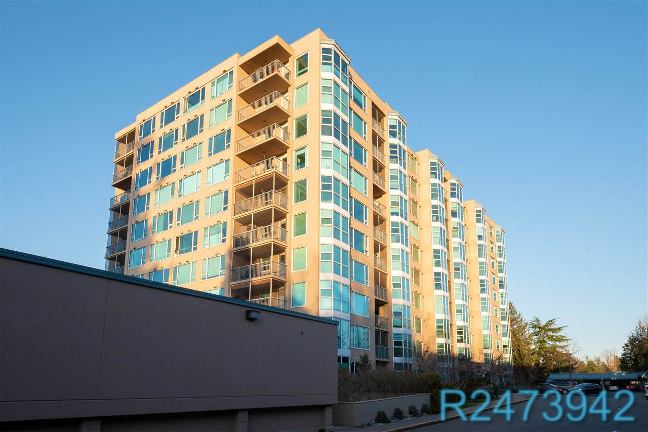 "Main Photo: 708 12148 224 Street in Maple Ridge: East Central Condo for sale in ""Panorama"" : MLS®# R2473942"