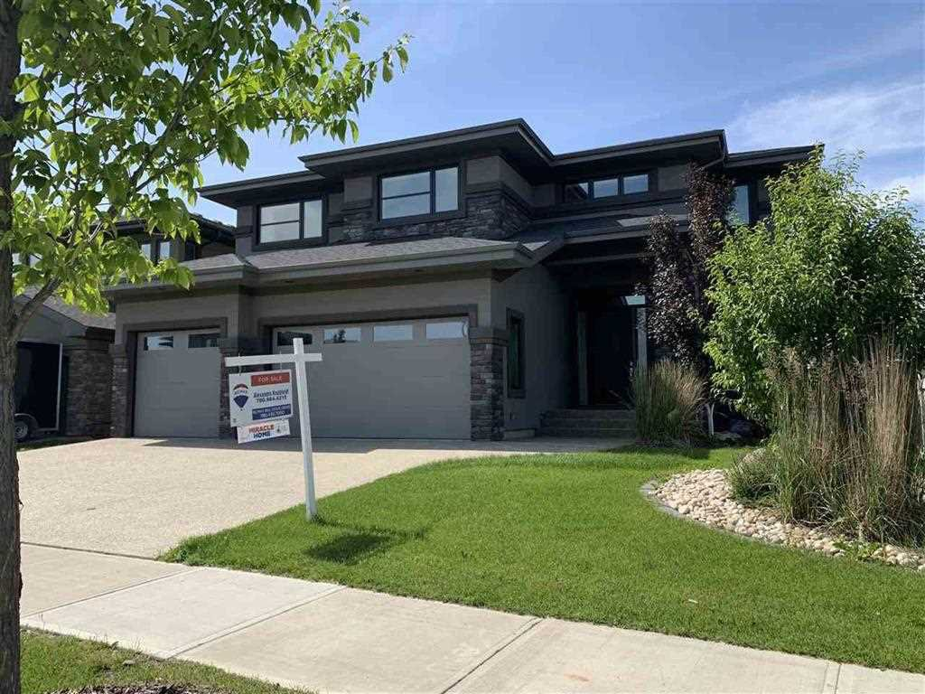 Main Photo: 3444 KESWICK Boulevard in Edmonton: Zone 56 House for sale : MLS®# E4207226