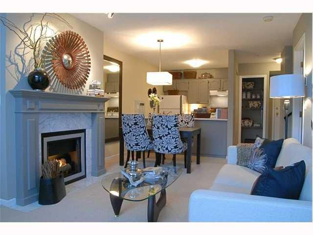 """Photo 5: Photos: D220 4845 53RD Street in Ladner: Hawthorne Condo for sale in """"LADNER POINTE"""" : MLS®# V816796"""