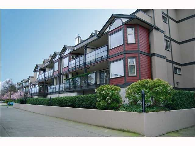 """Photo 1: Photos: D220 4845 53RD Street in Ladner: Hawthorne Condo for sale in """"LADNER POINTE"""" : MLS®# V816796"""