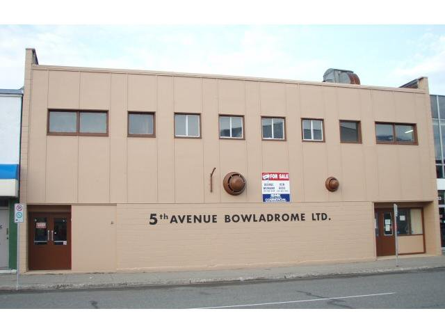 Main Photo: 1241 5TH Avenue in PRINCE GEORGE: Downtown Commercial for sale (PG City Central (Zone 72))  : MLS®# N4504245