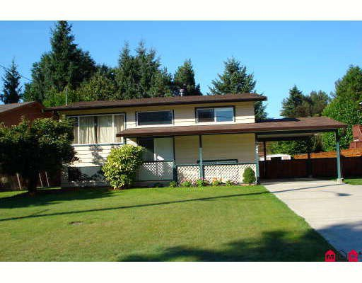 Main Photo: 3349 EPSON Court in Abbotsford: Abbotsford East House for sale : MLS®# F2827395