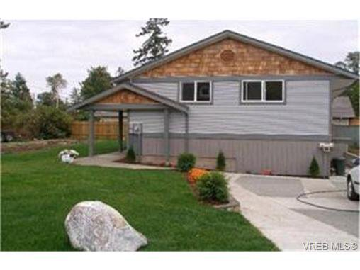 Main Photo: 1205 Parkdale Drive in VICTORIA: La Glen Lake Single Family Detached for sale (Langford)  : MLS®# 221339