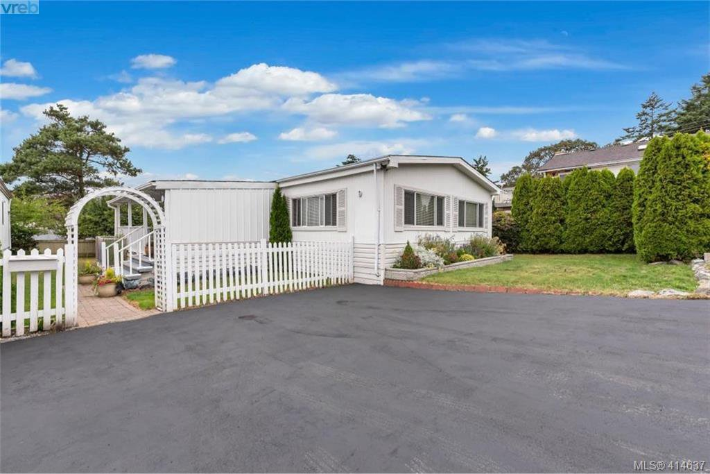 Photo 32: Photos: 9 1536 Middle Road in VICTORIA: VR Glentana Manu Double-Wide for sale (View Royal)  : MLS®# 414637