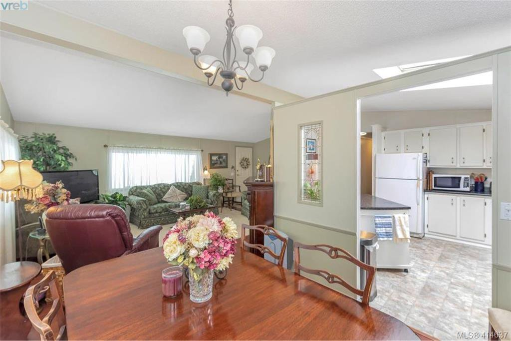Photo 11: Photos: 9 1536 Middle Road in VICTORIA: VR Glentana Manu Double-Wide for sale (View Royal)  : MLS®# 414637