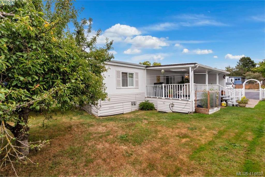 Photo 26: Photos: 9 1536 Middle Road in VICTORIA: VR Glentana Manu Double-Wide for sale (View Royal)  : MLS®# 414637