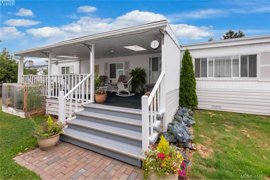 Photo 28: Photos: 9 1536 Middle Road in VICTORIA: VR Glentana Manu Double-Wide for sale (View Royal)  : MLS®# 414637
