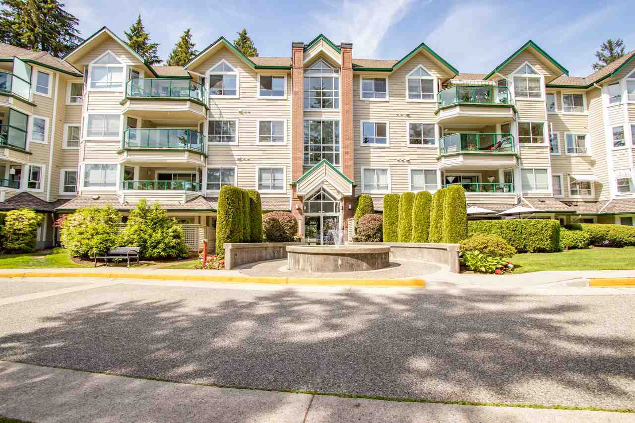 "Main Photo: 205 3680 BANFF Court in North Vancouver: Northlands Condo for sale in ""Parkgate Manor"" : MLS®# R2404081"