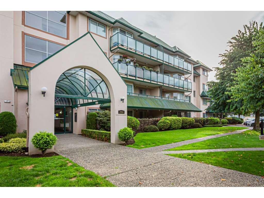 "Main Photo: 307 2958 TRETHEWEY Street in Abbotsford: Abbotsford West Condo for sale in ""Cascade Green"" : MLS®# R2404691"