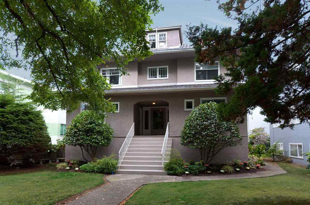 Main Photo: 1191 W 12th Avenue in Vancouver: Fairview VW Multi-Family Commercial for sale (Vancouver West)  : MLS®# C8033982