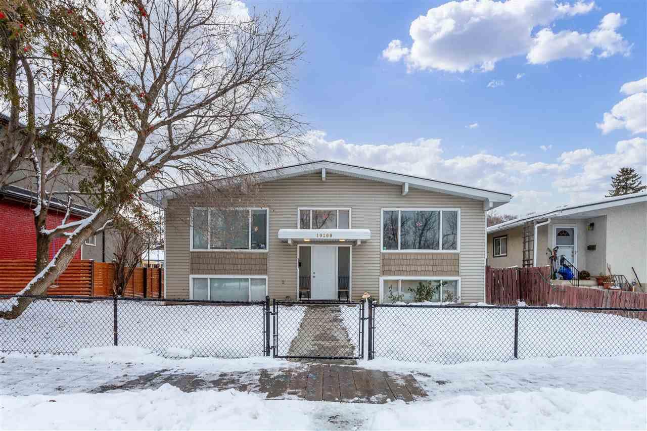Main Photo: 1,2,3,4 10268 87 Street in Edmonton: Zone 13 House Fourplex for sale : MLS®# E4221155