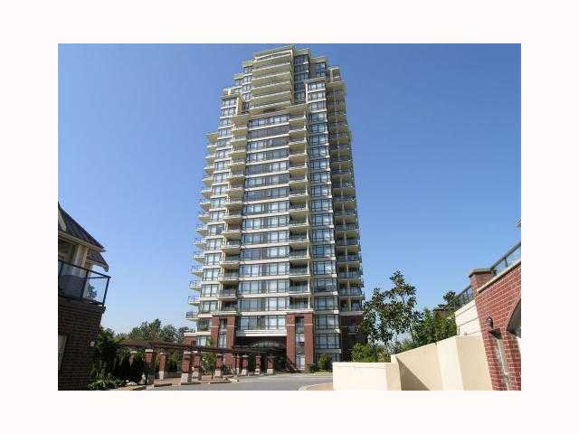 """Main Photo: 1901 4132 HALIFAX Street in Burnaby: Brentwood Park Condo for sale in """"MARQUIS GRANDE"""" (Burnaby North)  : MLS®# V815401"""