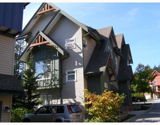 "Main Photo: 51 50 PANORAMA Place in Port_Moody: Heritage Woods PM Townhouse for sale in ""ADVENTURE RIDGE"" (Port Moody)  : MLS®# V734413"