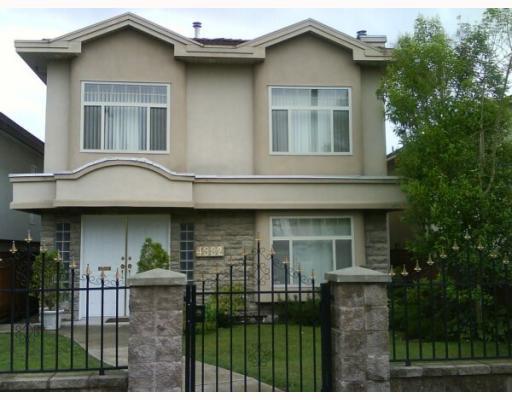 Main Photo: 4332 SKEENA Street in Vancouver: Renfrew Heights House for sale (Vancouver East)  : MLS®# V775420