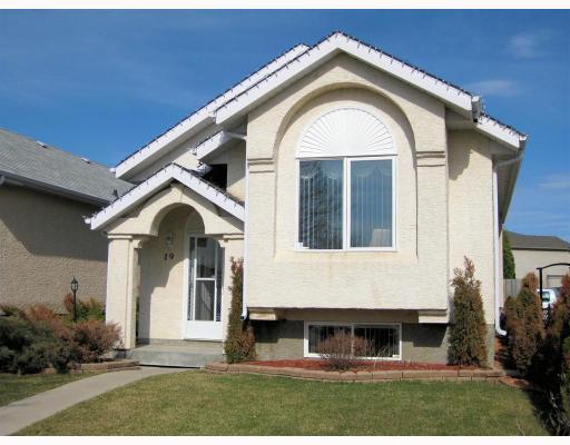 Main Photo: 19 RAVENHURST Street in WINNIPEG: Transcona Residential for sale (North East Winnipeg)  : MLS®# 2908125