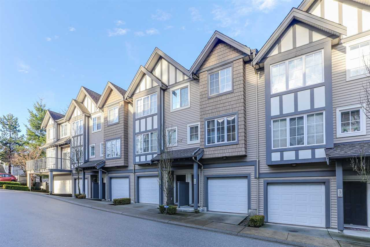 """Main Photo: 19 8533 CUMBERLAND Place in Burnaby: The Crest Townhouse for sale in """"Chancery Lane"""" (Burnaby East)  : MLS®# R2431687"""