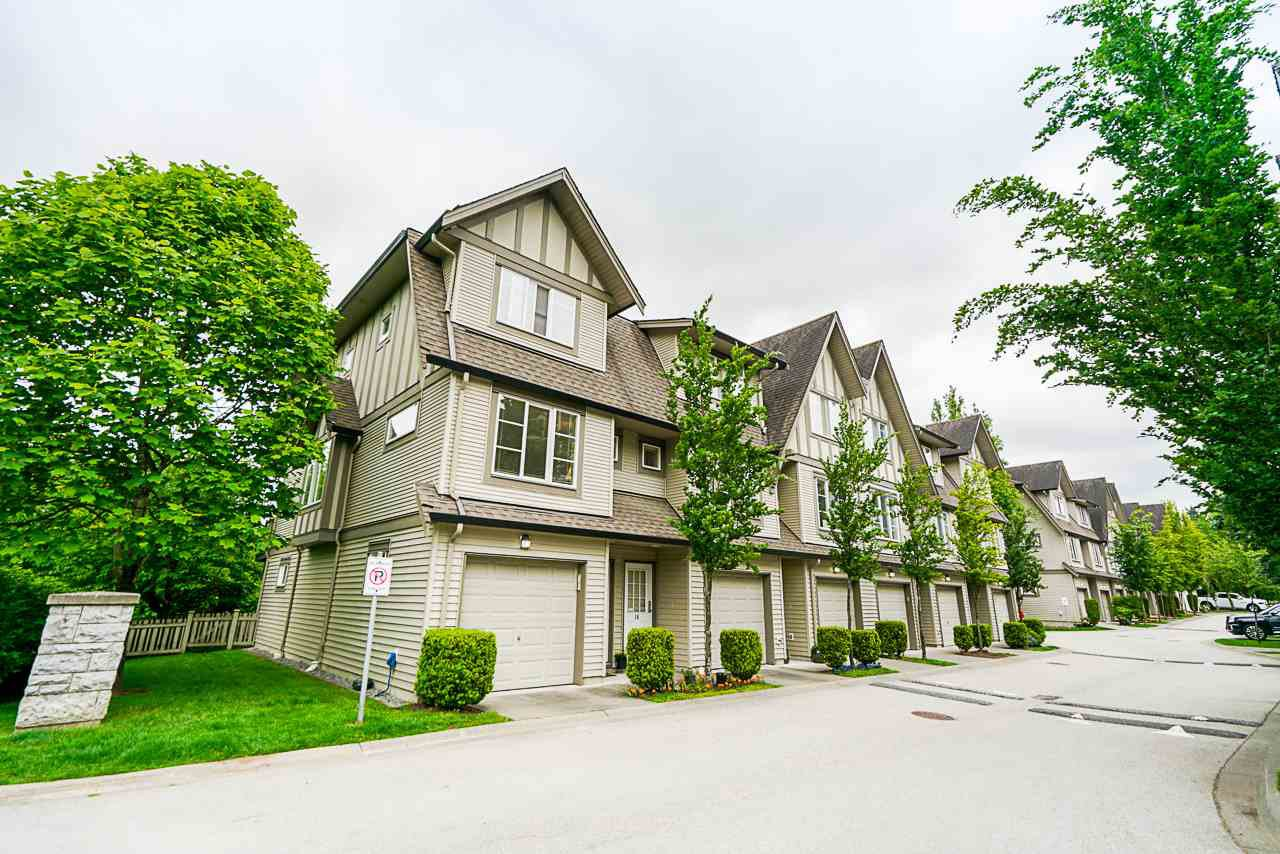"Main Photo: 15 15175 62A Avenue in Surrey: Sullivan Station Townhouse for sale in ""Brooklands"" : MLS®# R2457474"